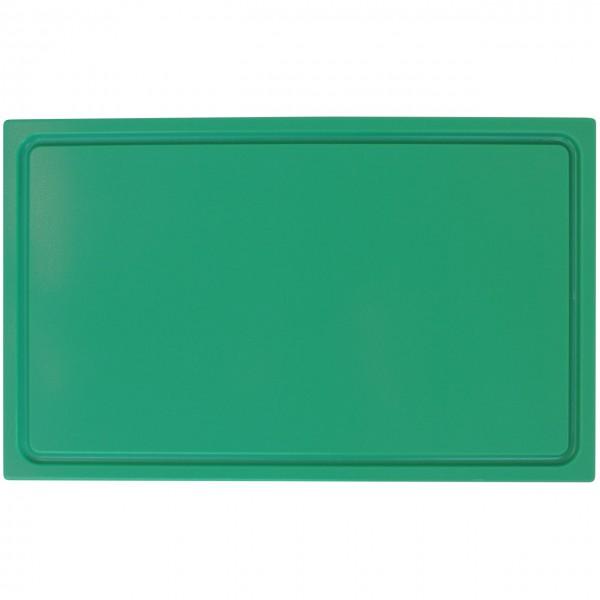 Schneidbrett grün
