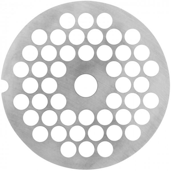 Ersatzscheibe 8mm TS 22 Inox - Fleischwolf - Zubehör