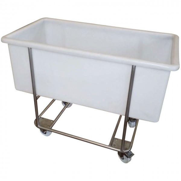 Transportwagen für Fleischwanne 270l - Fleischverarbeitung