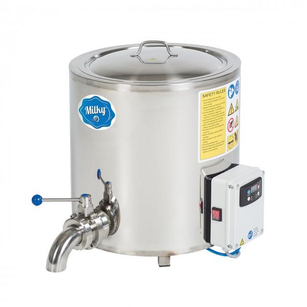 Onlineshop - Milky Pasteurisator und Milcherwärmer FJ 50 E, 230V
