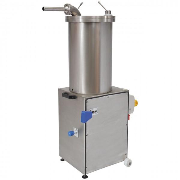 Wurstfüller Type 20 hydraulisch - zum Füllen größerer Mengen - Fleischverarbeitung