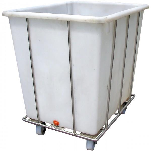 Transportwagen für Fleischwanne 190l - Fleischverarbeitung