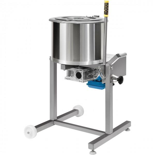 Knetmaschine für Fleisch oder Teig - INOX Stahl - Onlineshop