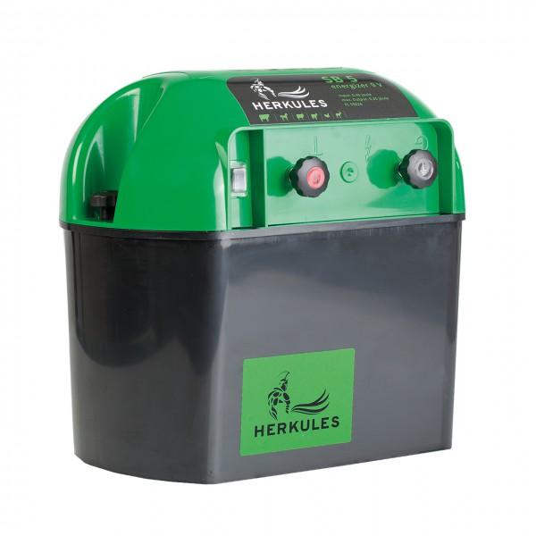 HERKULES Weidezaungeräte / Elektrozaungeräte / Batteriegeräte