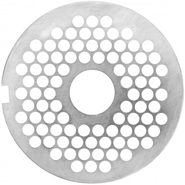 Ersatzscheibe Unger 4,5mm TS 12 Inox - Fleischwolf - Fleischverarbeitung