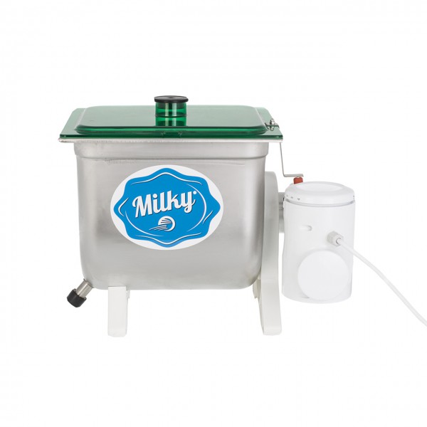 Onlineshop / Buttererzeugung - Milky Buttermaschine FJ 10, 230V