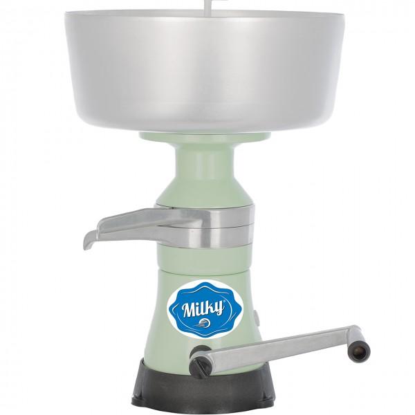 Milchverarbeitung - Milky Milchzentrifuge FJ 85 HAP, Handbetrieb