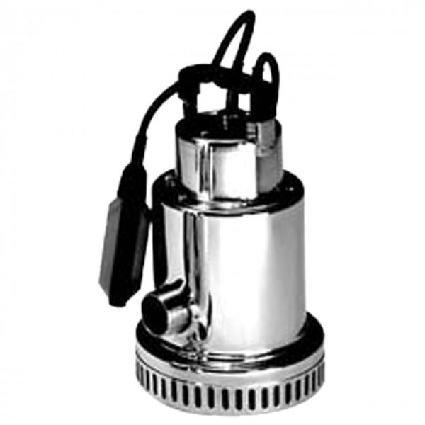 Tauchpumpe Drenox 350/12 Auto - Edelstahl - für sauberes und Schmutzwasser